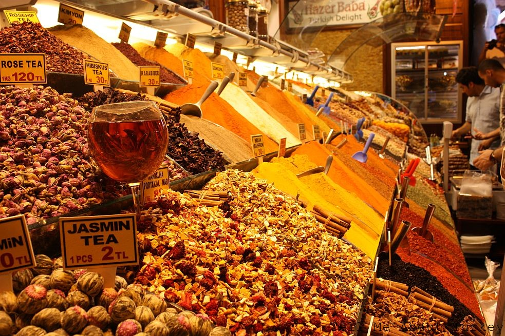 Spice Bazaar & Bosphorus Tour