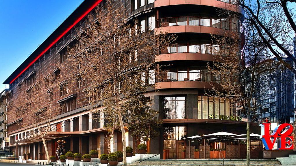 The St. Regis Istanbul Hotel